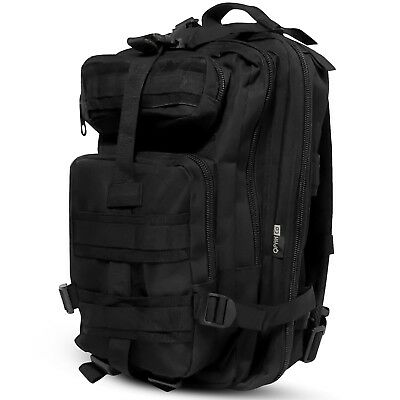Tactical Backpack -Men's Diaper Bag - Multi-Function - Compact and Lightweight