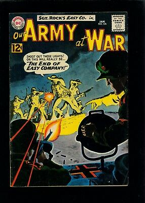 Our Army at War 126 5.5 FN-   1st Canary