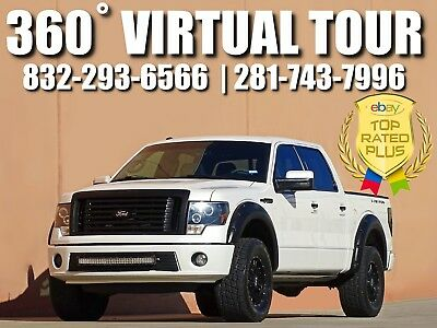 2011 Ford F-150 Lariat Limited Crew Cab Pickup 4-Door 2011 Ford F-150 AWD CREWCAB LARIAT LIMITED! 4X4! ACCIDENT FREE! CARFAX CERTIFIED
