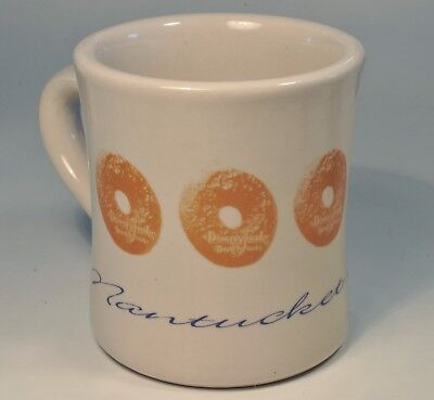 Nantucket Island Downy Flake Donuts Restaurant Ware 8oz. Coffee Mug