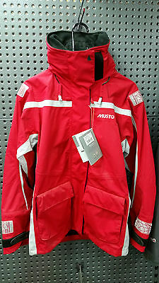 Musto BR1 Channel Jacket Womens Size 10
