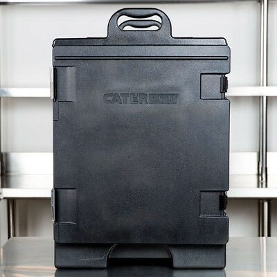 2 CaterGator Front Loading Insulated Food Pan Carrier YOU CHOOSE COLOR OR MIX