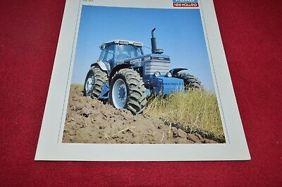 Ford 8210 Tractor Dealer's Brochure YABE14