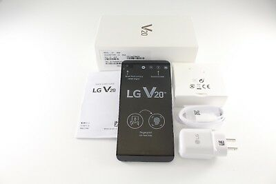 "New LG V20 H910 Titan 4G LTE 64GB 5.7"" Android 16MP Camera AT&T Unlocked"