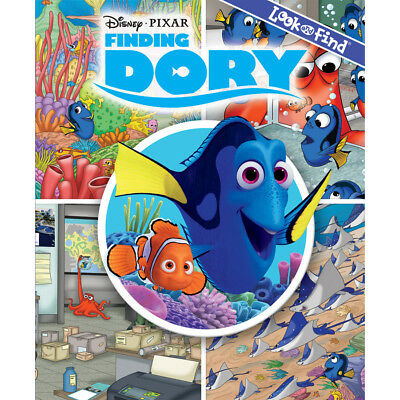 Look-and-Find Finding Dory