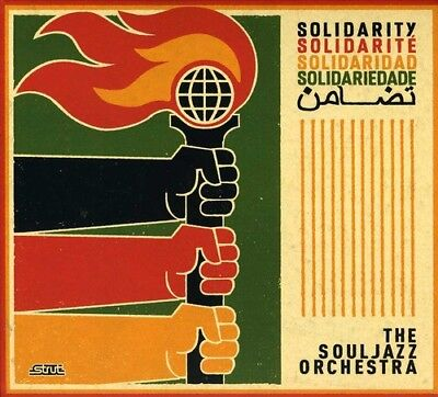 Solidarity - Soul Jazz Orchestra (2012, CD NUOVO)
