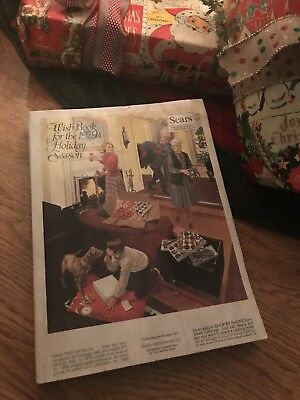 VINTAGE SEARS Christmas WISH BOOK for the 1979 Holiday Season Catalog Excellent