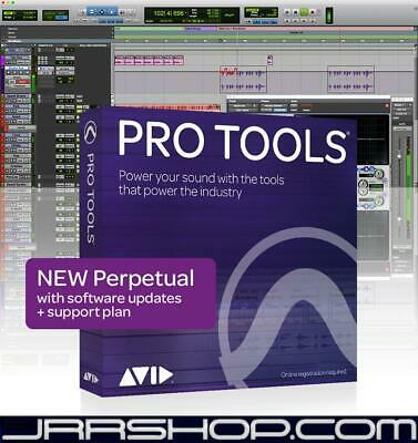 Avid Pro Tools 12 + 1 Year License + Annual Upgrade Plan + Support New JRR Shop