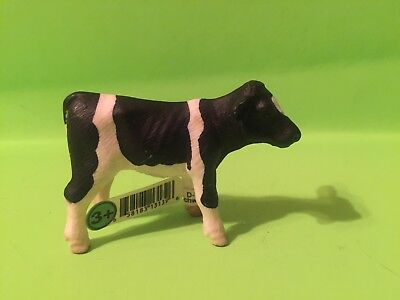 schleich holstein calf retired new with tags 13139