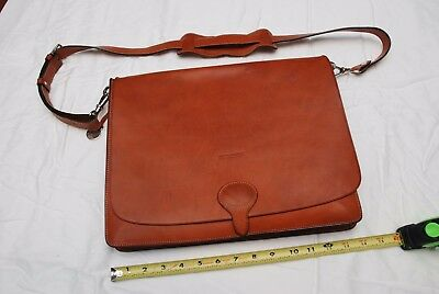 Dooney & Burke Messenger Briefcase Leather Bag