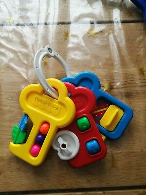cles fisher price