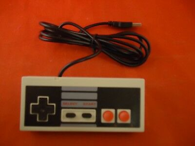 Nintendo NES USB Controller Gamepad Remote For PC Windows Mac Raspberry **NEW**
