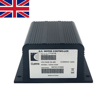 PMC DC Motor Controller Upgraded 1204M-5301 for Curtis 36-48V 325A 1204M-5305 UK