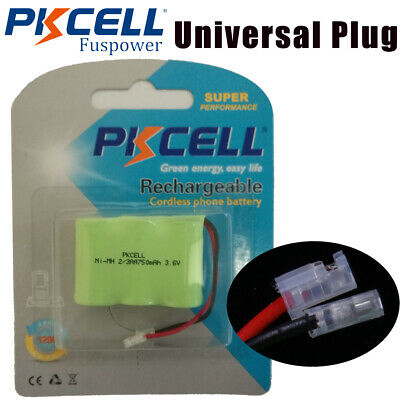 1 Cordless Home Phone Battery 3.6V NI-MH for CPH-403D GE-TL26145