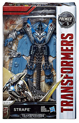Transformers The Last Knight Premier Edition Deluxe Dinobot Strafe