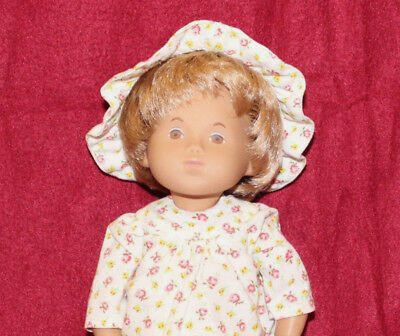 Vintage Sasha 514s Baby Rosie Honey Hair Doll, Made In England