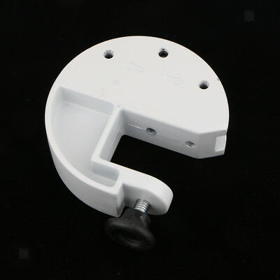 Round Official Divider Bracket Partition Hardware Partition Additions Clips