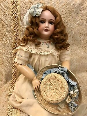 Antique Bisque French Doll