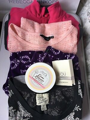 Clothing PJ Bodycare Bundle New Look Jumper Patisserie Souffle Armani Fragrance