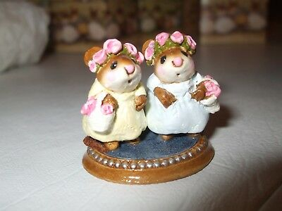 Wee Forest Folk Flower Girls