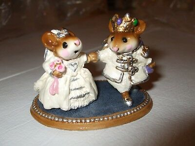 Wee Forest Folk CINDERELLAS WEDDING