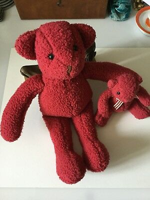 Doudou Peluche Ours Moulin Roty