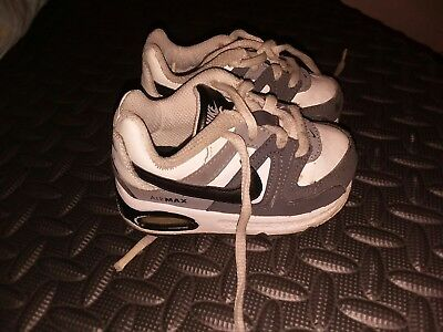 NIKE TODDLER BOYS Athletic Shoes Size 5c gray white -  14.00  6120fd254