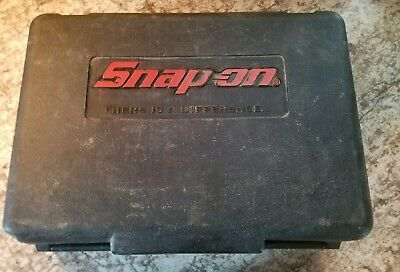 Snap On 18V Cordless Impact Wrench Ct6850 With Two Batteries And Charger