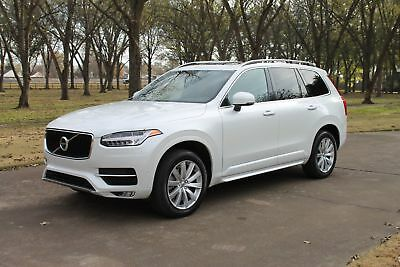 2017 Volvo XC90 Momentum AWD 1 Owner One Owner Perfect Carfax Pano Roof Vision Pkg Convenience Pkg Loaded Navigation