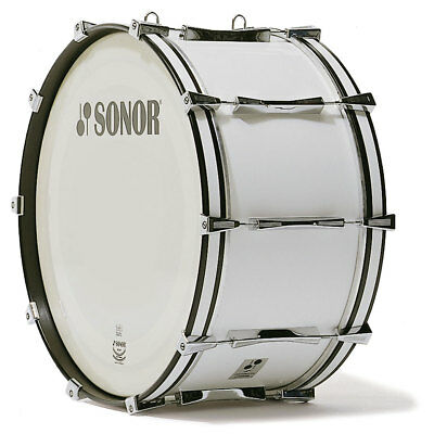 Große Trommel Sonor Professional Line MP2612CW Marching Drum NEU