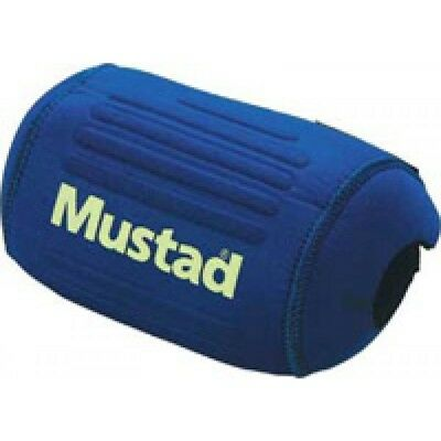 Mustad Neoprene  Reel Case Various Sizes FREE POSTAGE FIXED SPOOL OR MULTIPLIER