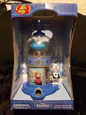 Disney's 'frozen' Jelly Belly Bean Machine Dispenser