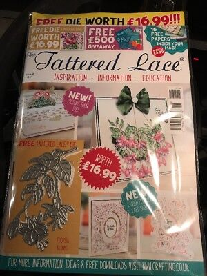 Tattered lace magazine - new - issue 48