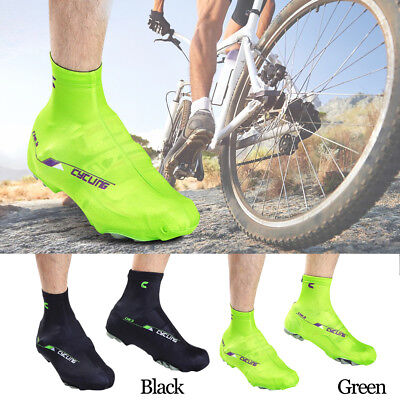 MTB Bike Cycling Shoe Covers Warm Cover Rain Waterproof Protector Overshoes