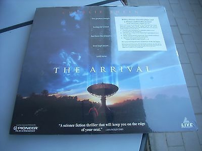 THE ARRIVAL - SPECIAL EDITION / dolby digital AC-3 laserdisc usa sealed