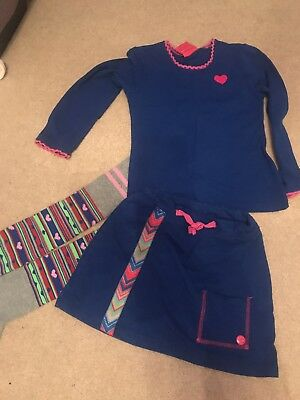Mim Pi Outfit Skirt And Top Size 4 Years