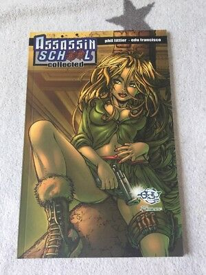 Assassin School Collected Graphic Novel