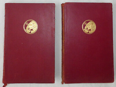 Vintage Books: THE SEVEN SEAS / THE FIVE NATIONS by Rudyard Kipling, 1919 & 1914