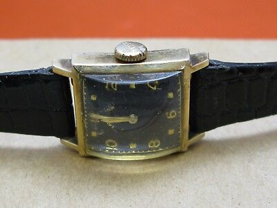 Lord Elgin Vintage women's watch gold filled 4314 19 jewel USA