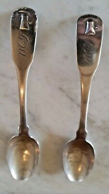Mood Charleston Sc Coin Silver Spoons