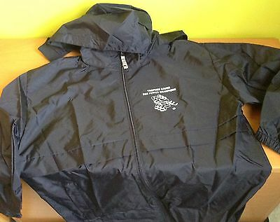 Coupe vent imperméable type kway 12 ans NEUF