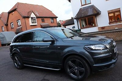 2014 Audi Q7 3.0 Diesel/  7 Seats/ 1 Owner From New