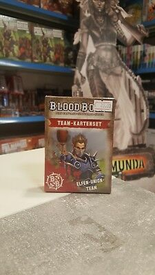 Blood Bowl – Team Kartenset – Elfen Union Team (200-21-04)