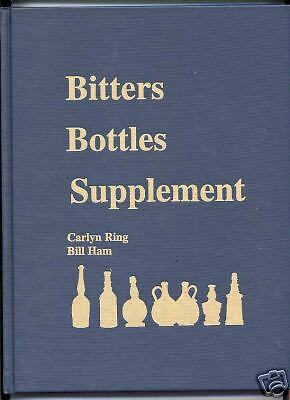 BITTERS BOTTLES SUPPLEMENT - new copy
