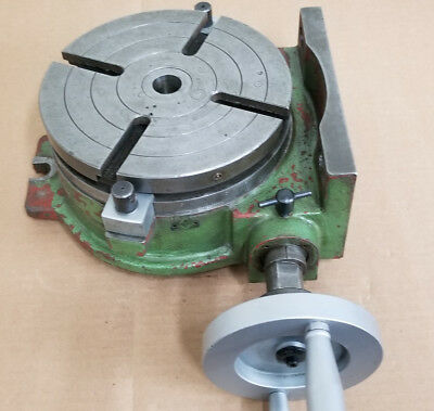 """8"""" Rotary Milling Table"""