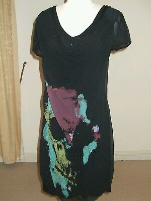 Religion, Save the Queen, Desigual Style Tunic /Dress size 10