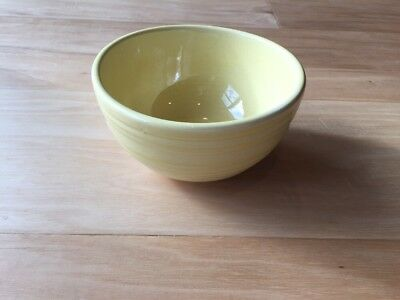 McCoy Yellow Mixing Bowl