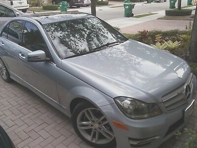 2013 Mercedes-Benz C-Class sport Mercedes-benz c250 2013 sport 69800 miles. Great deal 1 owner