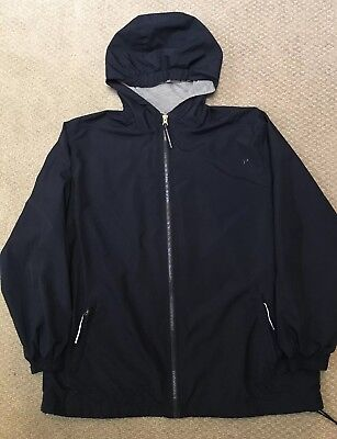 Youth XL Unisex Hooded Charles River Zip Up Jacket