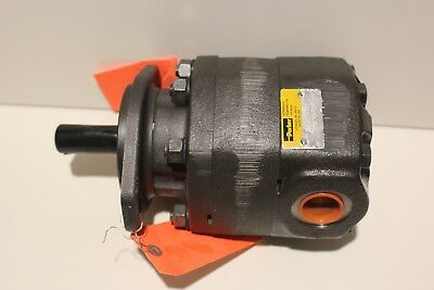 Parker hydraulic motor pump series f11 sae 1 for Parker pumps and motors